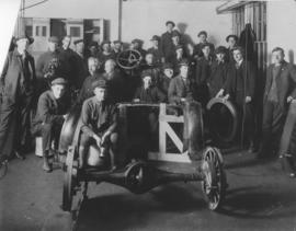 Photograph of an automobile class