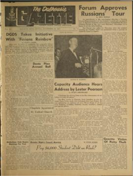 The Dalhousie Gazette, Volume 90, Issue 7
