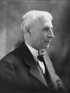 Photograph of Gordon Sydney Harrington
