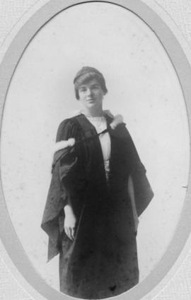 Photograph of Lily Isabel Bayne