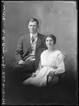 Photograph of Mr. & Mrs. A.R. Ross