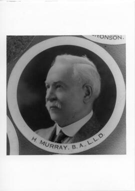 Photograph of H. Murray