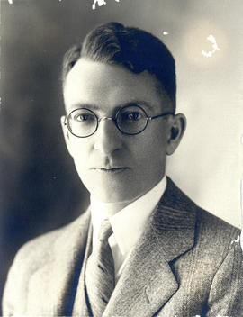Portrait of Dr. E.G. Young