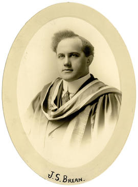 Portrait of Joseph Seward Brean : Class of 1915