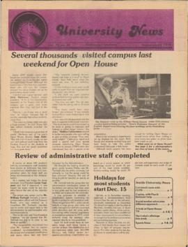 University News, Volume 10, Issue 10