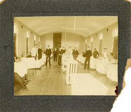 Photograph of Victoria General Hospital, Ward 42