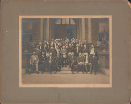 Unidentified group photograph