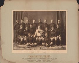 Photograph of Dalhousie Champions of Eastern Canada - Football