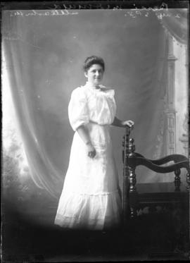 Photograph of Bessie McDonald