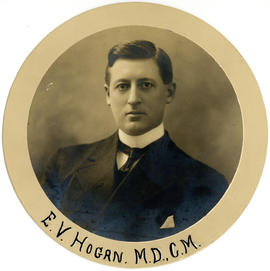 Portrait of Edward Vincent Hogan