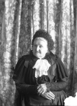 Photograph of Mrs. Rennie