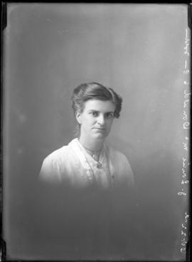 Photograph of Miss J. Louise McDonald