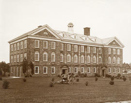 Photograph of the Science Building