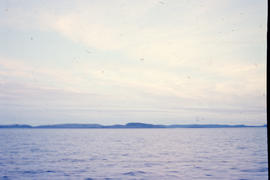 Photograph of a sunset in Newfoundland and Labrador