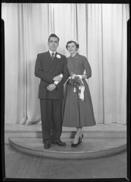 Photograph of Mr. and Mrs. Doug MacNaughton