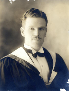 Portrait of Frederick Cyril Jennings - Class of 1931