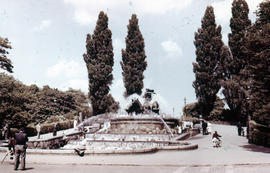 Photograph of the Gefion Fountain