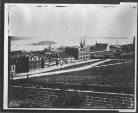 Photograph of Brunswick Street, Halifax