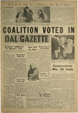 Dal Gazette, Volume 88, Issue 15