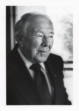 Photograph of Arthur Murphy