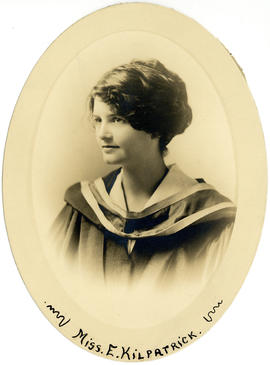 Portrait of Miss Elizabeth Kilpatrick : Class of 1915