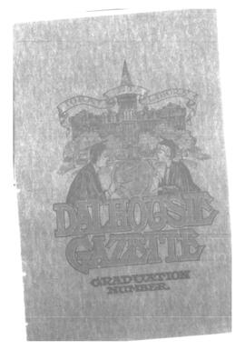 The Dalhousie Gazette, Volume 43, Issue 9-10