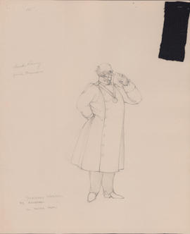 Costume design for Finischem