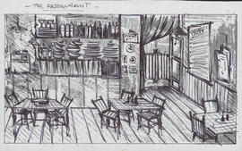Design for the restaurant