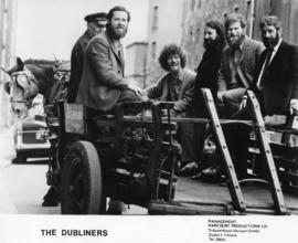 Photograph of The Dubliners