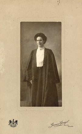 Photograph of Winnifred May Webster