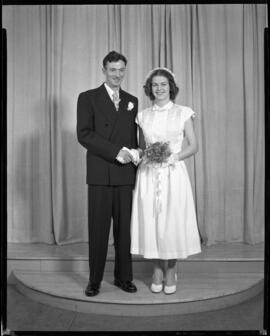 Photograph of Mr.& Mrs. William Robertson