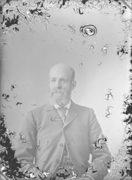 Photograph of J. D. McGregor