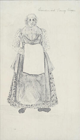Costume design for Housemaid