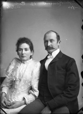 Photograph of Mr. & Mrs. Rennie