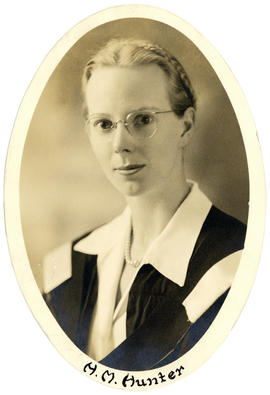 Portrait of H.M. Hunter : Class of 1949