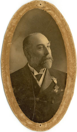 Portrait of Charles E. Puttner