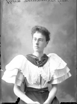 Photograph of May Blackmore