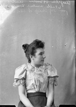 Photograph of Angela O'Brien