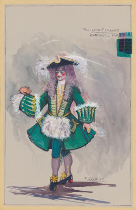 Costume design for Bearjest