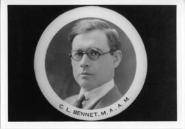 Photograph of C. L. Bennet