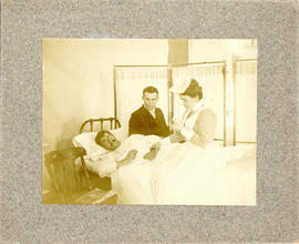 Photograph of Victoria General Hospital, Patient Examination
