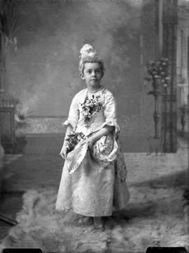 Photograph of Mrs.Poole's daughter