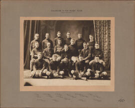 Photograph of Dalhousie II Rugby Team