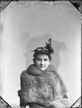 Photograph of Mrs. Lena Fulton