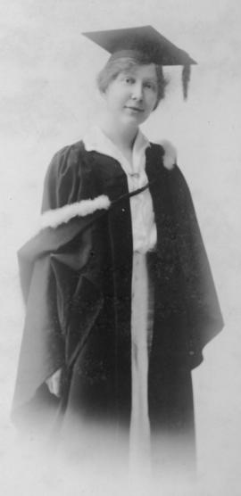 Photograph of Margaret Catherine Fraser
