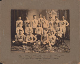 Dalhousie Medical Football Team, 1907