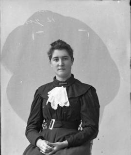 Photograph of Charlotte Crockett
