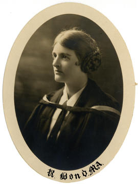 Portrait of Roberta Bond : Class of 1925