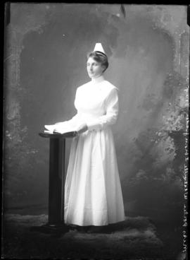 Photograph of Miss Porter