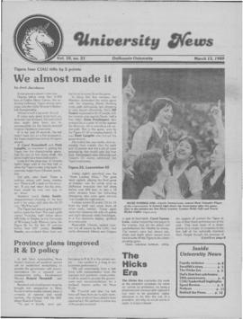 University News, Volume 10, Issue 21